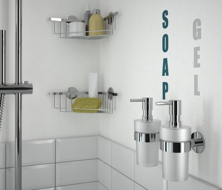 modern Bathroom by Salgar
