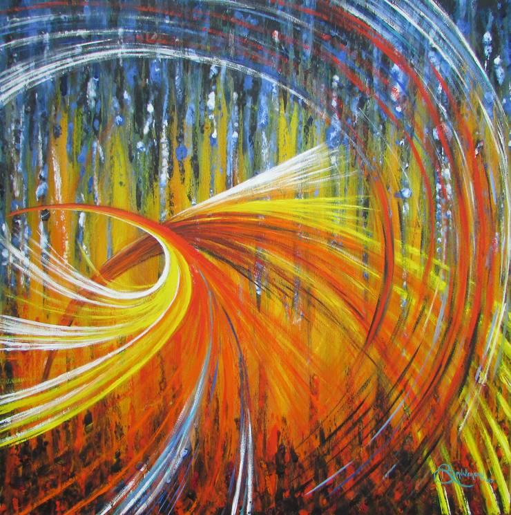 Fuerza: Arte de estilo  por Maria Brunereau