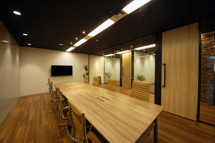 SALON for Innovation: 株式会社ヴィスが手掛けたオフィススペース&店です。