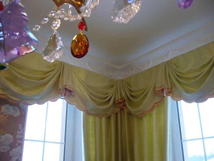 Дом на Рублевском шоссе: Окна и двери в . Автор – Prosperity