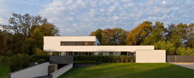 Haus F :  Häuser von Tusch Architekten und Ingenieure Düsseldorf