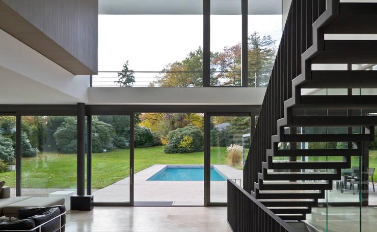 Haus F :  Pool von Tusch Architekten und Ingenieure Düsseldorf