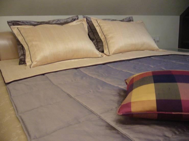 Бельгийская деревня: Спальная комната  в . Автор – Prosperity
