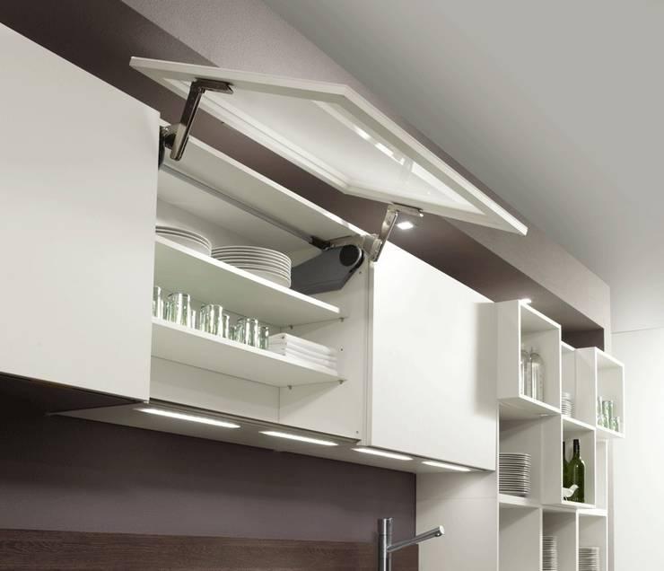Projekty,  Kuchnia zaprojektowane przez DESIGNWERK Christl