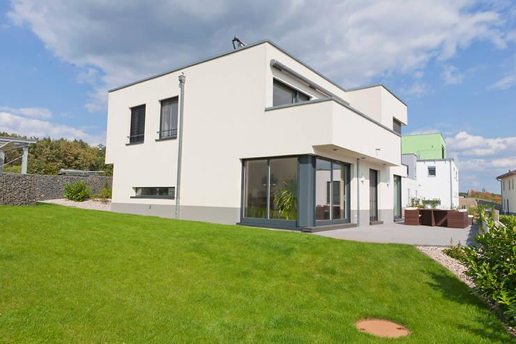Villa am Markkleeberger See Ansicht:  Häuser von Architekturbüro Schmole und Jäckel Partnerschaftsgesellschaft (PartGmbB)