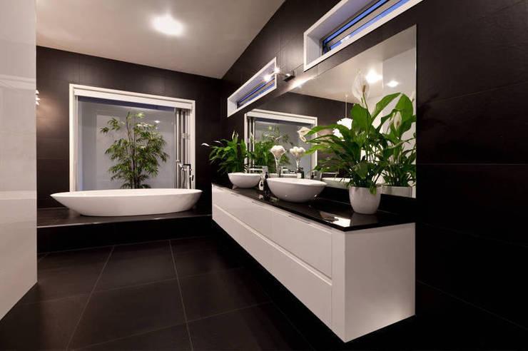 Daire Tadilatları  – Sarıyerdekorasyon:  tarz Banyo