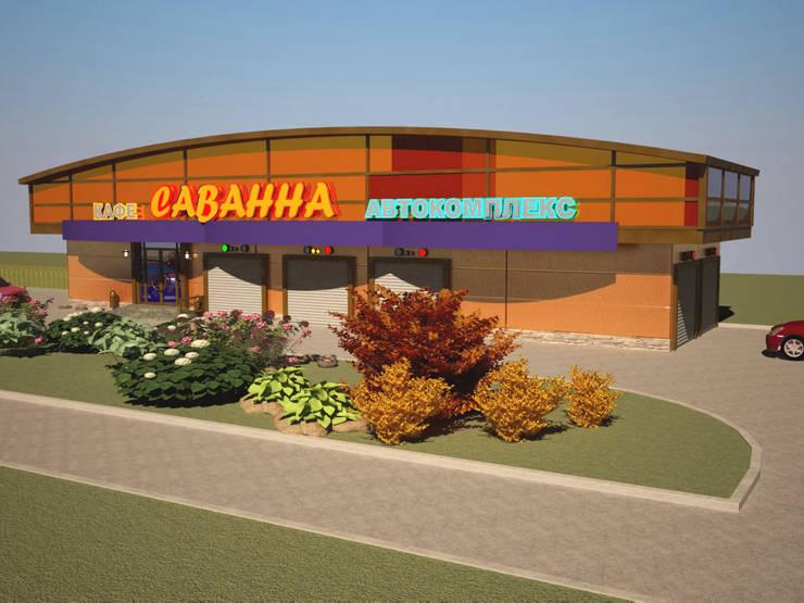 автомоечный комплекс и кафе: Автосалоны в . Автор – Гурьянова Наталья