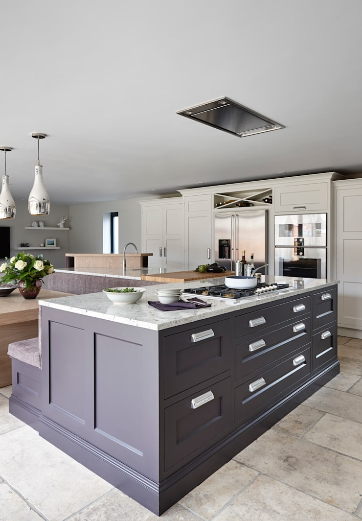 The Arcadian Kitchen by Mowlem&Co Modern