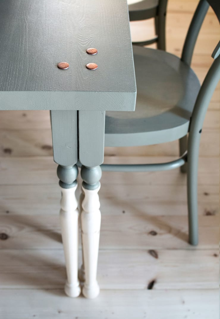 Интерьер AK: Столовые комнаты в . Автор – INT2architecture