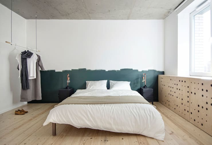 INT2architecture:  tarz Yatak Odası