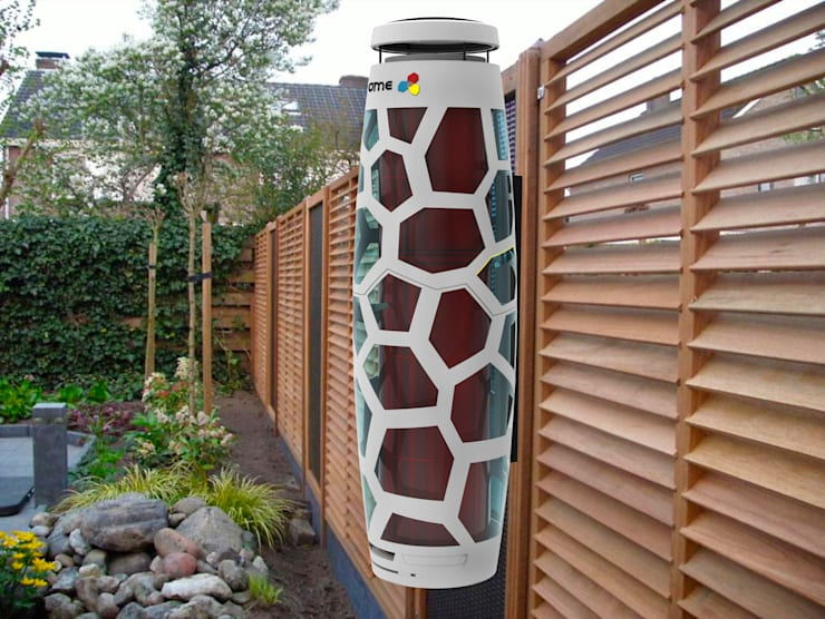 Raphael Klaffenböck - Design und Produktmanagement: modern tarz Bahçe
