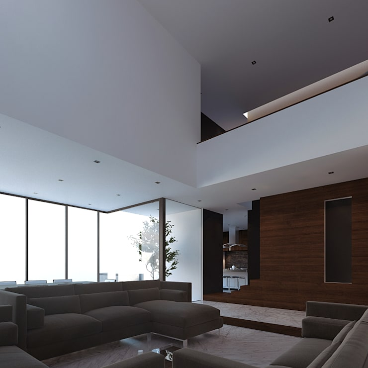 Sala: Salas de estilo  por RTstudio