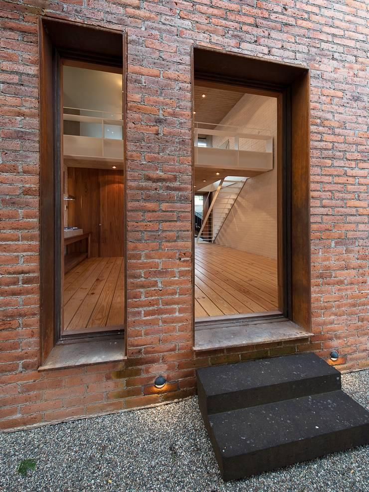 EGL 1916: Terrazas de estilo  por Alvaro Moragrega / arquitecto