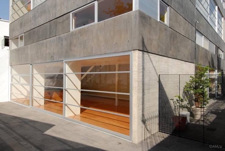 Terrasse von Alvaro Moragrega / arquitecto, Industrial