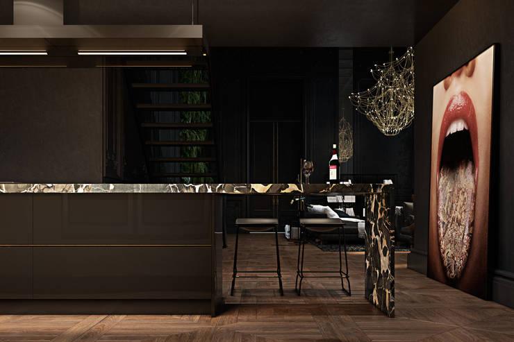 Keuken door Diff.Studio