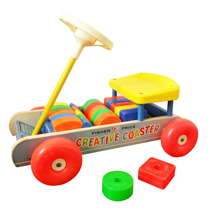 Fisher Price Trotteur camion trotteur fisher price vintagerocket lulu | homify