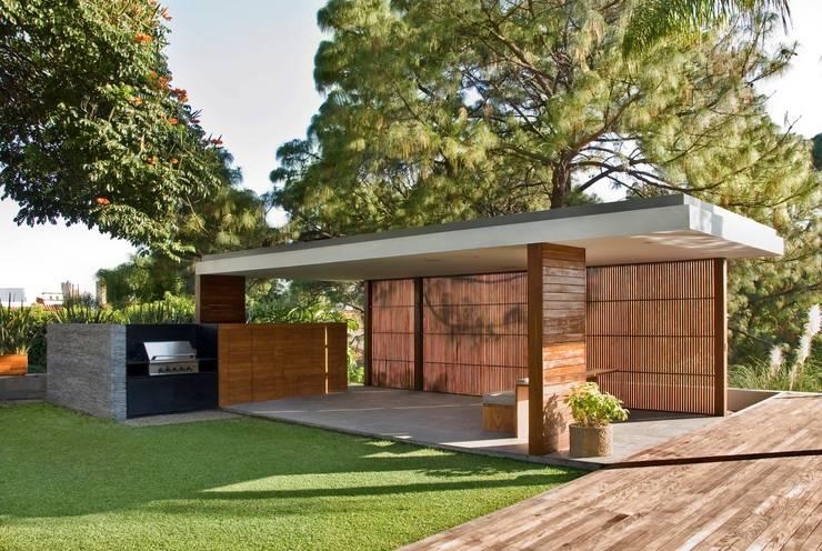 CASA RP: Terrazas de estilo  por Alvaro Moragrega / arquitecto