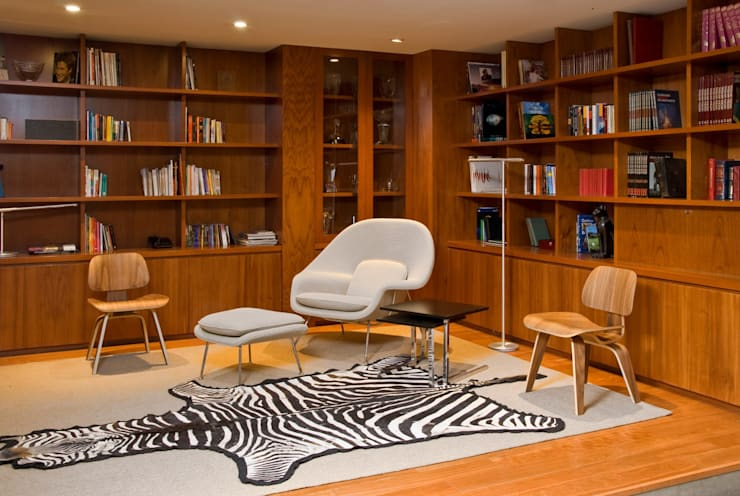 Study/office by Alvaro Moragrega / arquitecto