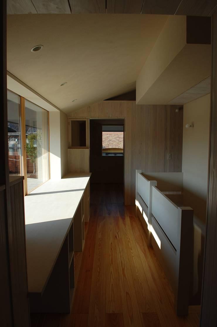 長森の家 和風デザインの 書斎 の ELEPHANTdesign 和風