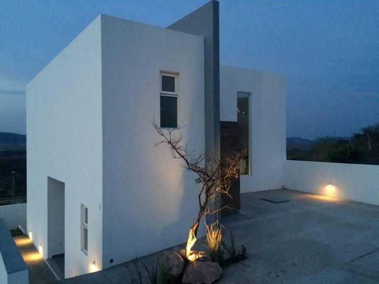 Casas de estilo  por JF ARQUITECTOS,