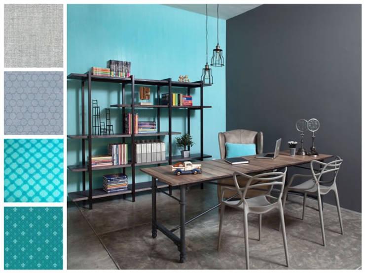Oficinas de estilo  por MARIANGEL COGHLAN