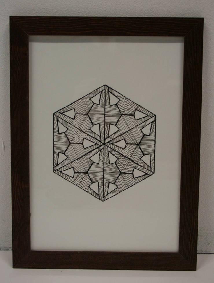 Perspectief, Tako Knaap:  Kunst  door Studio Tako