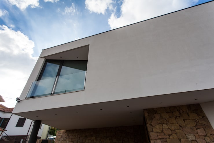 Casas de estilo  por AreA7