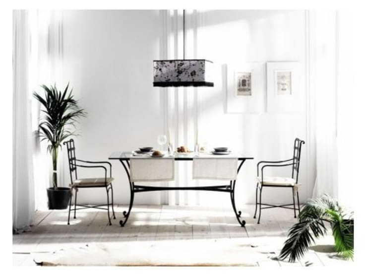 Salones: Salones de estilo moderno de Arteforja jmc