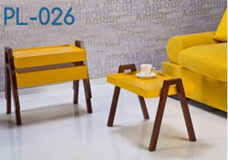 Living room by İBELYA GROUP DAN. DIŞ TİCARET,