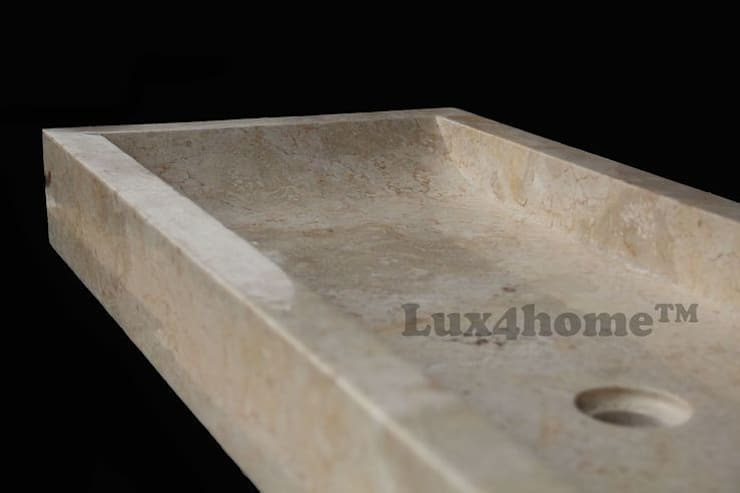 Stone sinks - Stone Wash Basins Manufacturer - marble Sinks, Onyx Sinks, River Stone Sinks: classic  by Lux4home™ Indonesia, Classic