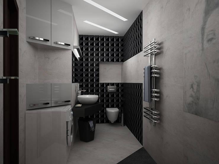 modern Bathroom by Vera Rybchenko
