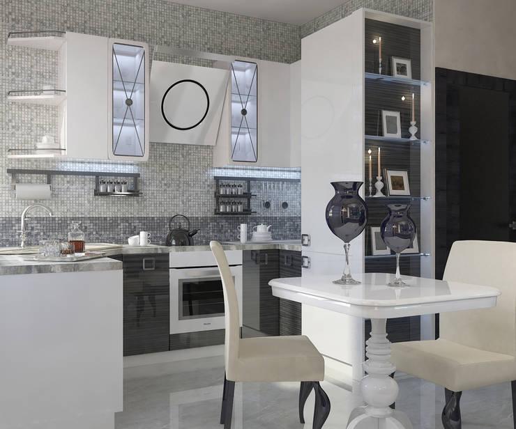 Kitchen by Vera Rybchenko