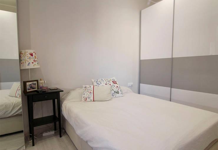 La casa de Maga: Dormitorios de estilo  de Silvia R. Mallafré