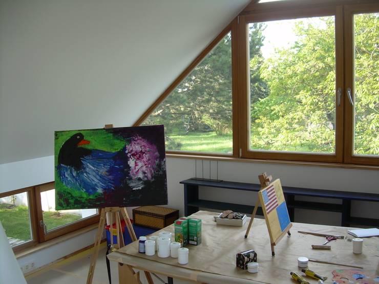 Bild 11:  Arbeitszimmer von baldassion architektur