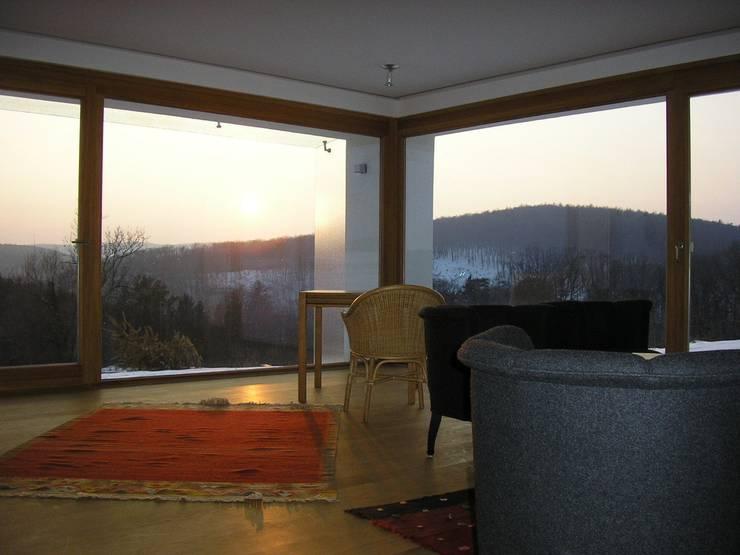 Bild 12:  Wohnzimmer von baldassion architektur