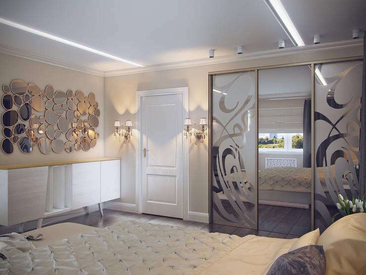 Bedroom(2014): Спальни в . Автор – Андрей Кривуля,