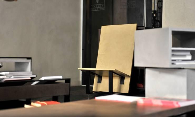 Chiavi di lettura - installation in hotel Vincci Soho Madrid: Estudio de estilo  de  Simona Garufi