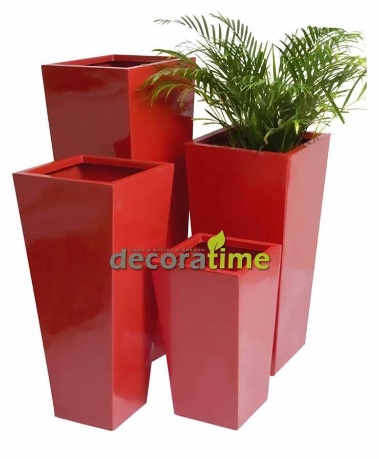 Hazer Bilişim Yapı Dekorasyon Rıza Hazer – Decoratime: modern tarz , Modern