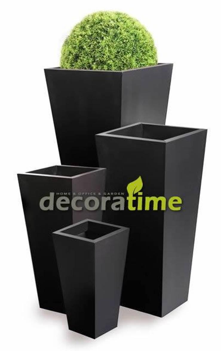 Hazer Bilişim Yapı Dekorasyon Rıza Hazer – Decoratime: tropikal tarz tarz Bahçe