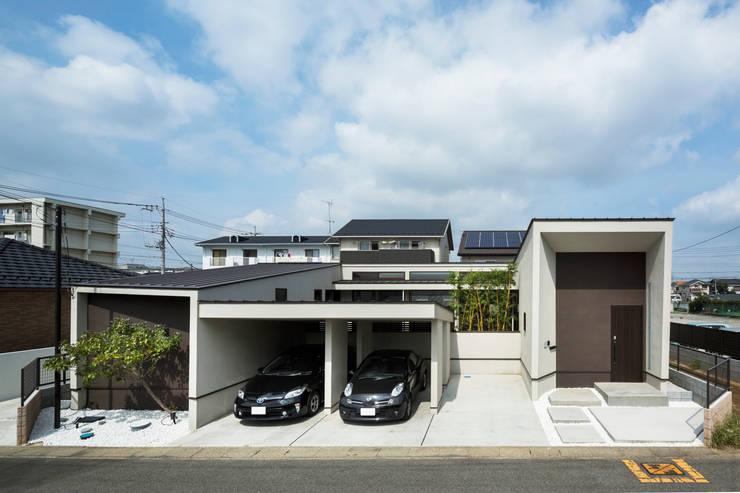 シャコニワ/Shako-niwa: W.D.Aが手掛けた家です。