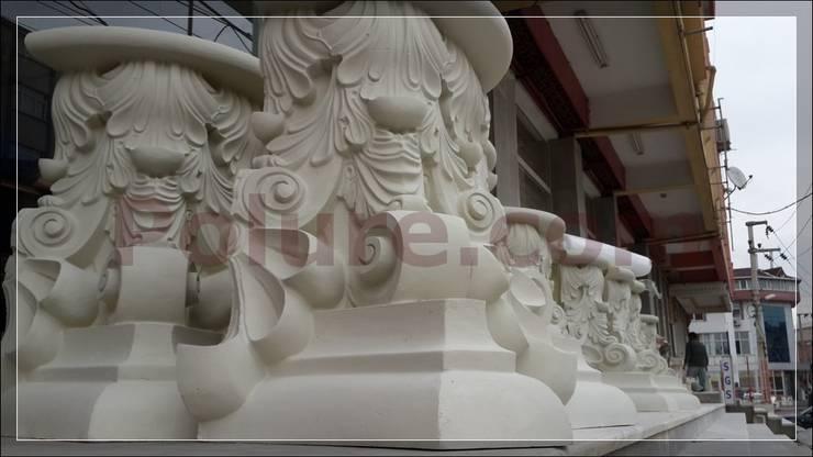 Polyes Dekorasyon İnş. Plastik San. ve Tic. Ltd. Şti. – Polure:  tarz Sanat