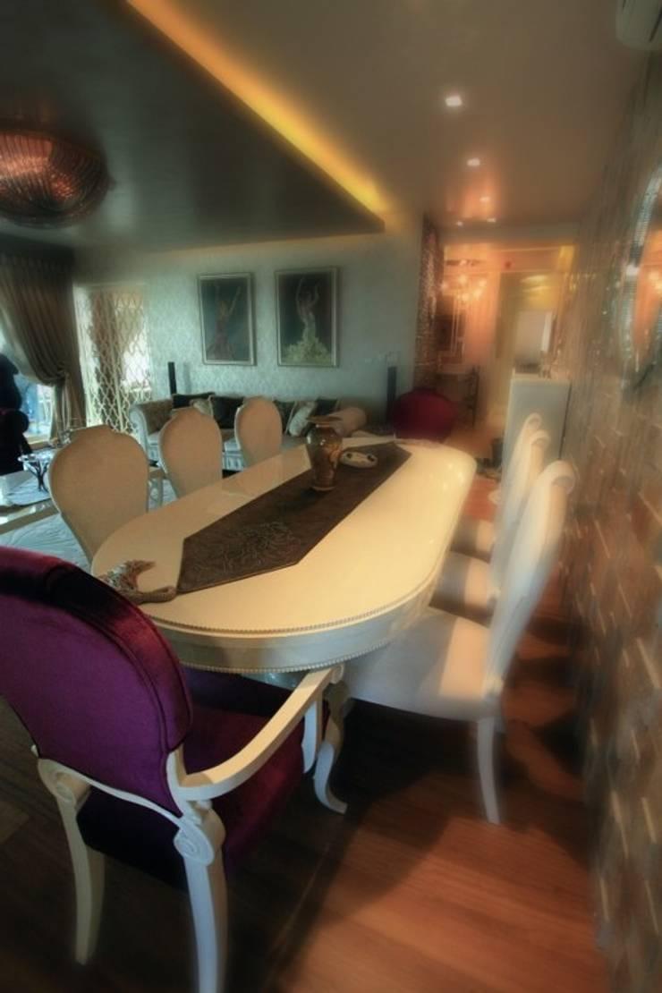 Engin Alternatif Ev Mobilyaları – Çalışmalarımız:  tarz Yemek Odası, Modern