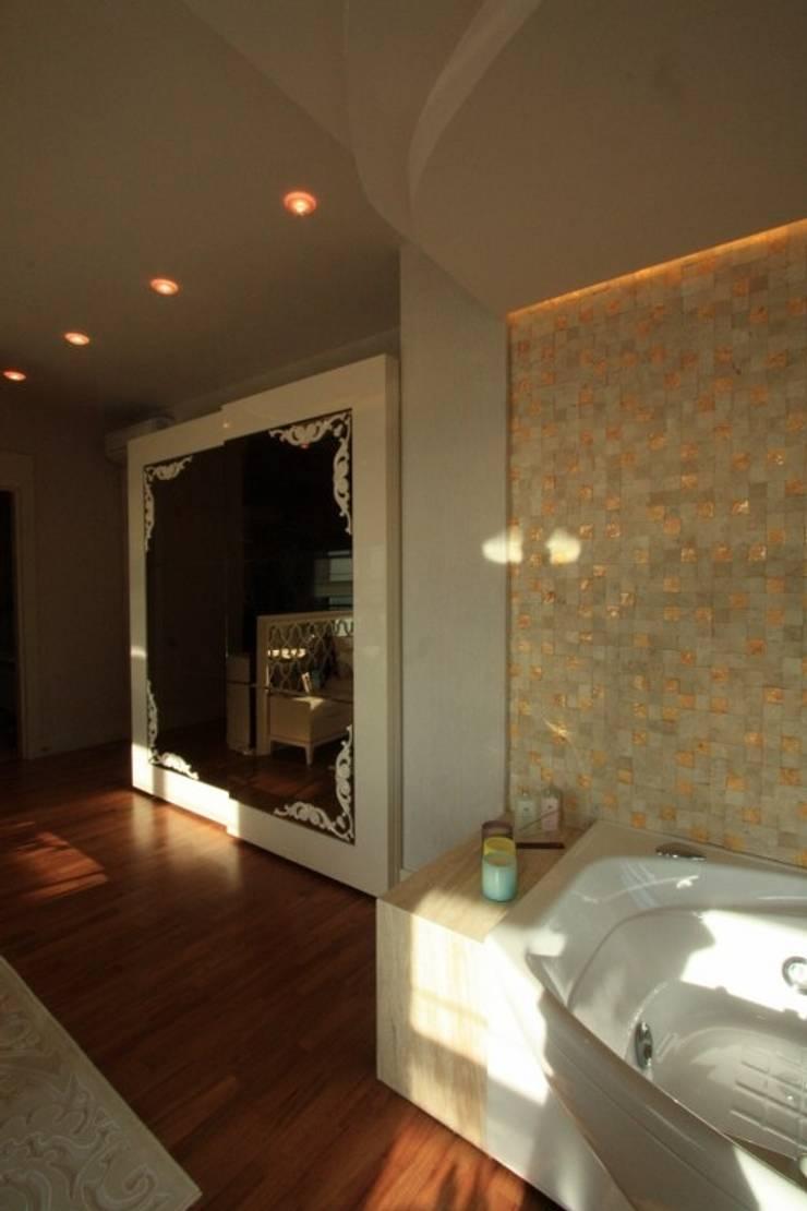 Engin Alternatif Ev Mobilyaları – Çalışmalarımız:  tarz Banyo, Modern
