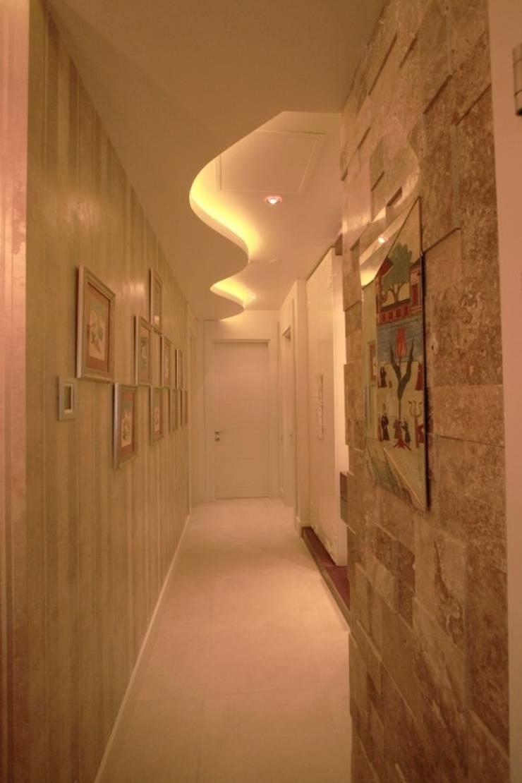 Engin Alternatif Ev Mobilyaları – Çalışmalarımız:  tarz Koridor ve Hol, Modern