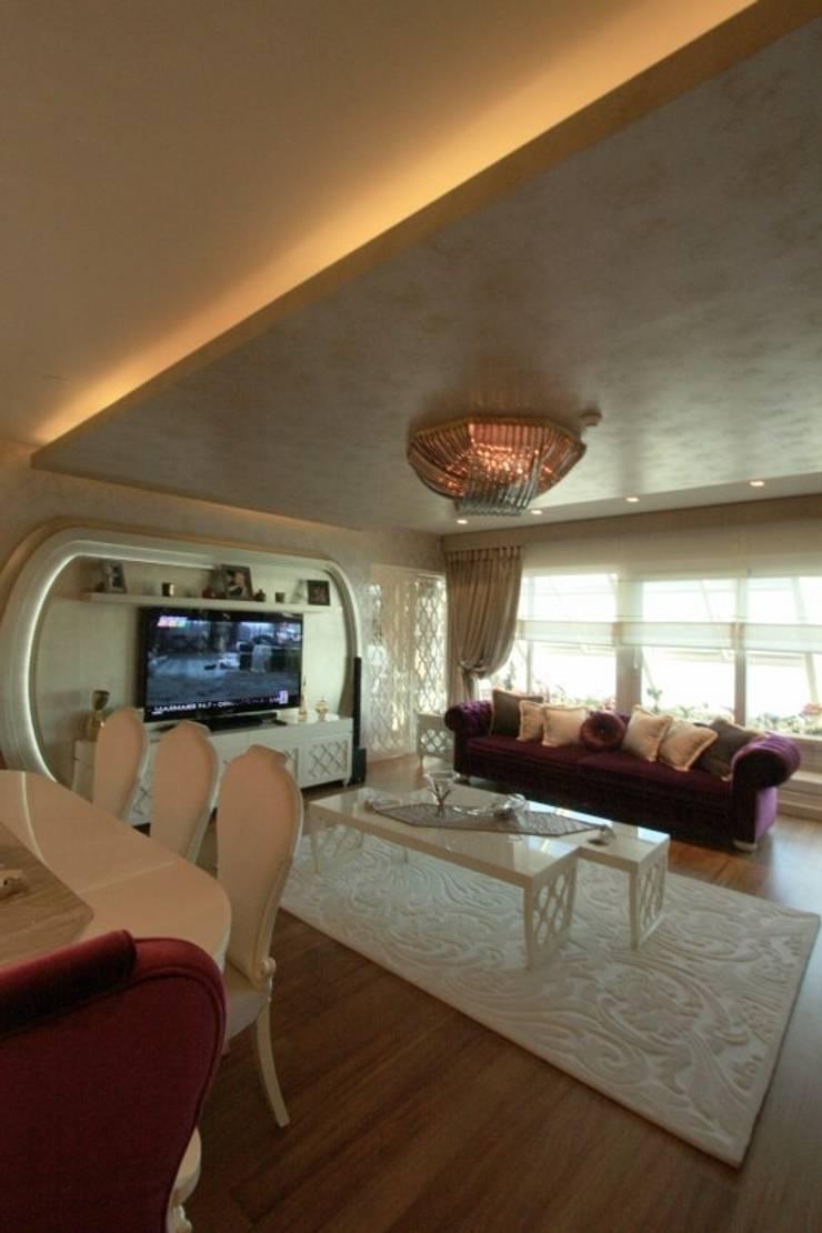 Engin Alternatif Ev Mobilyaları – Çalışmalarımız:  tarz Oturma Odası, Modern