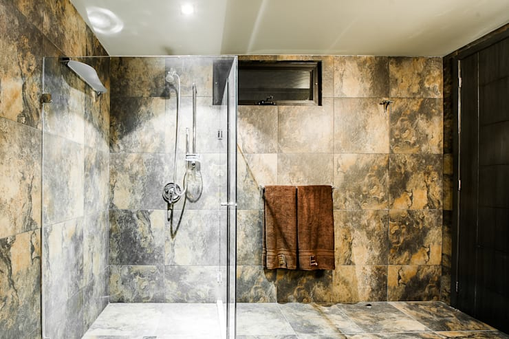 Bathroom by Con Contenedores S.A. de C.V.