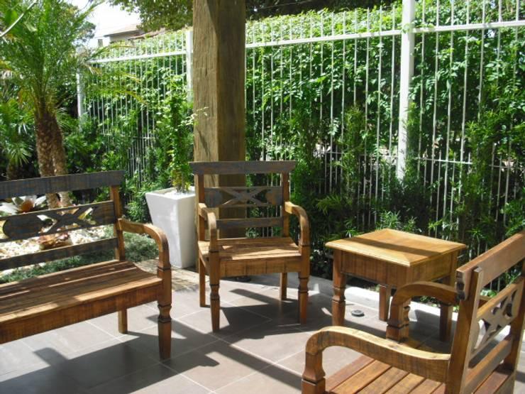 Сады в . Автор – Motta Arquitetura