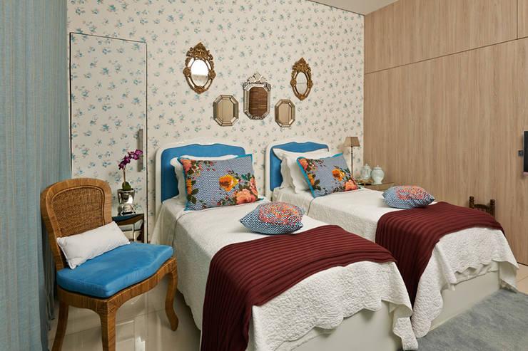 Bedroom by Gláucia Britto