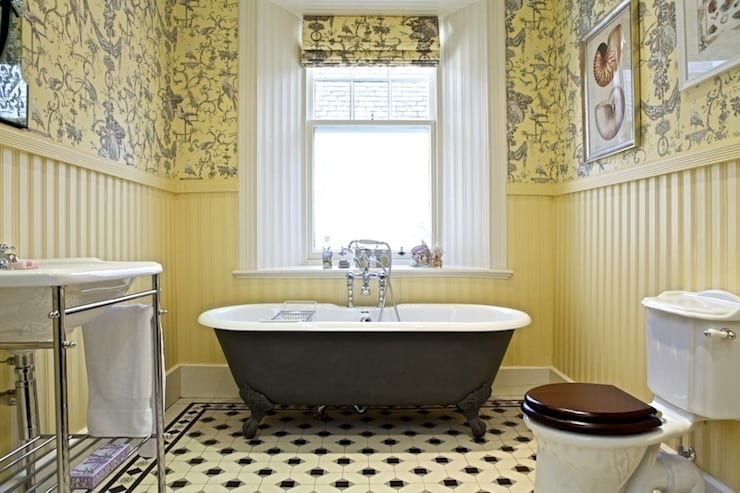 Bathroom by adam mcnee ltd
