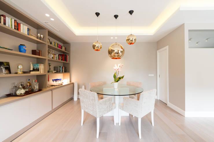غرفة السفرة تنفيذ LF24 Arquitectura Interiorismo